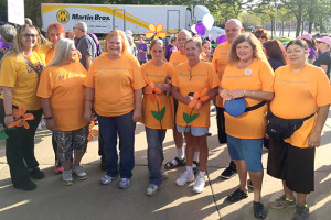 Generations at Rock Island Participates in Walk for Alzheimer's